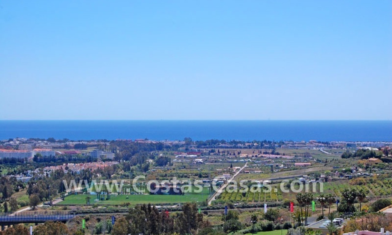 Golf villa to buy in an up-market area of Nueva Andalucia – Marbella 6
