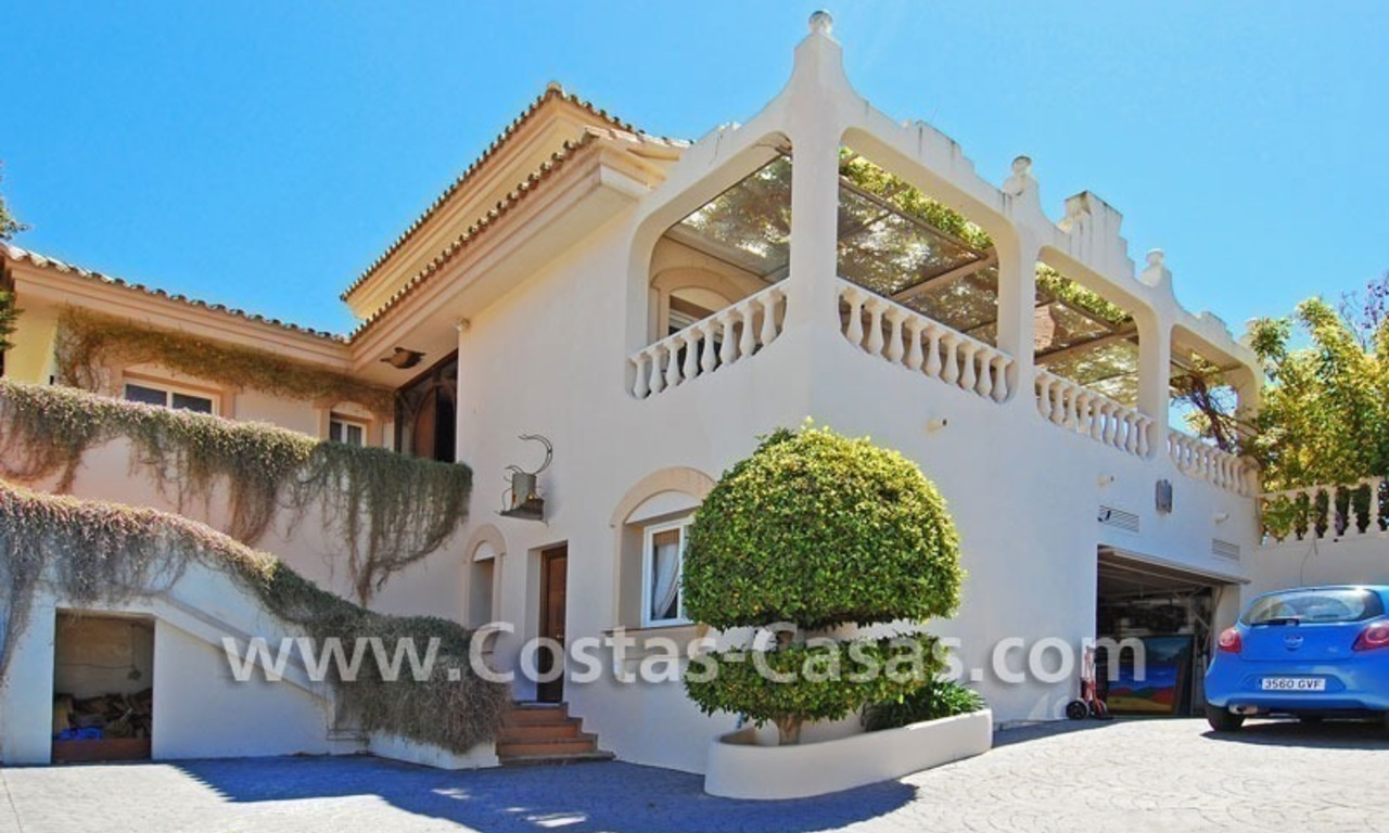 Golf villa to buy in an up-market area of Nueva Andalucia – Marbella 7