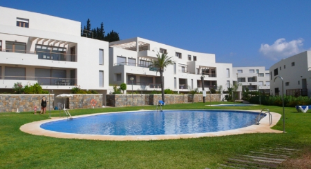 Modern style luxury apartment for sale in Marbella 15