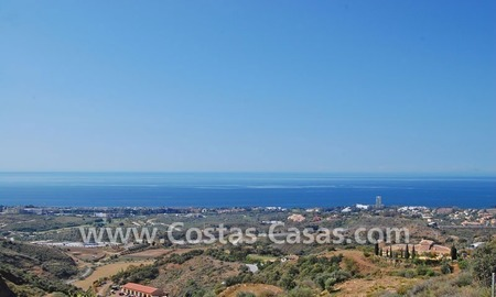 Modern style luxury apartment for sale in Marbella 3