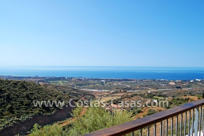 Modern style luxury apartment for sale in Marbella 2