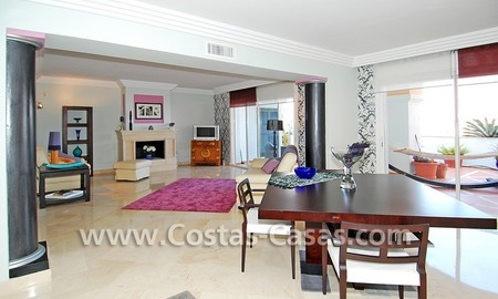 Bargain luxury penthouse apartment to buy in Nueva Andalucia – Marbella 4