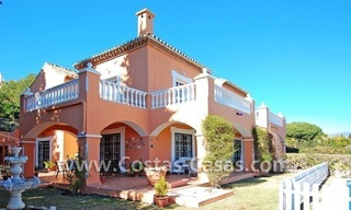 Urgent sale! Andalusian styled villa to buy in Nueva Andalucia - Marbella 2