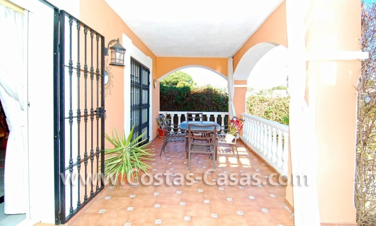 Urgent sale! Andalusian styled villa to buy in Nueva Andalucia - Marbella 6