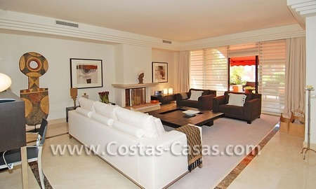 Luxury apartment property for sale in La Alzambra at Puerto Banus – Marbella