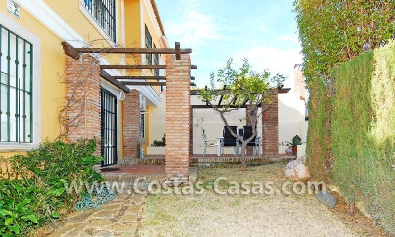 Cozy semidetached villa to buy in San Pedro – Marbella 2