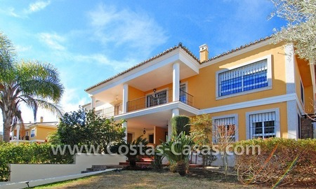 Cozy semidetached villa to buy in San Pedro – Marbella 0