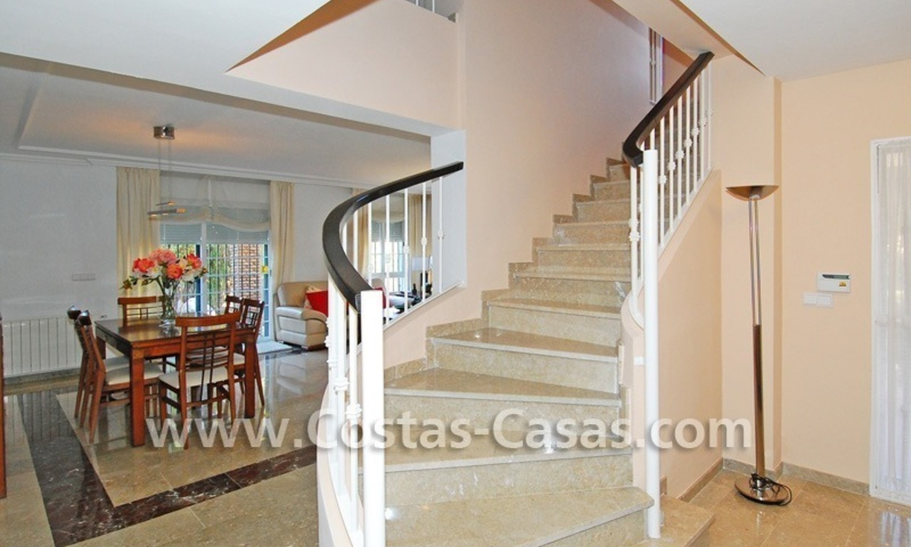Cozy semidetached villa to buy in San Pedro – Marbella 9