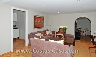 Townhouse for sale on the Golden Mile near central Marbella and the beach 15