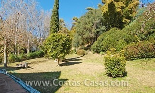 Townhouse for sale on the Golden Mile near central Marbella and the beach 1