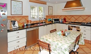 Townhouse for sale on the Golden Mile near central Marbella and the beach 6