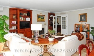 Townhouse for sale on the Golden Mile near central Marbella and the beach 5