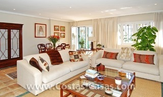 Townhouse for sale on the Golden Mile near central Marbella and the beach 4