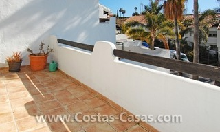 Townhouse for sale on the Golden Mile near central Marbella and the beach 3