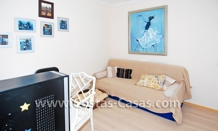 Cozy golf townhouse for sale in East Marbella 10