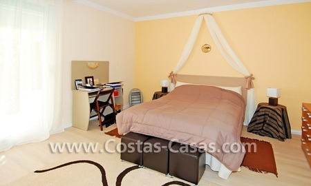 Cozy golf townhouse for sale in East Marbella 12