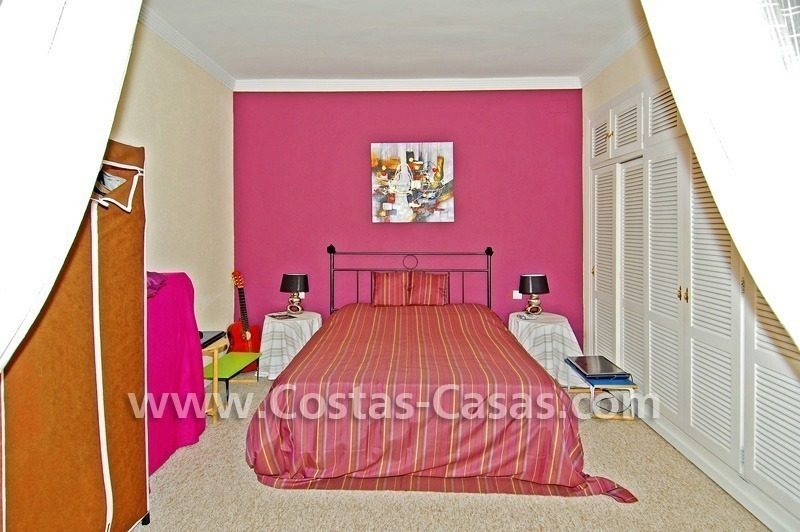 Cozy golf townhouse for sale in East Marbella 13