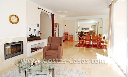Cozy golf townhouse for sale in East Marbella 8