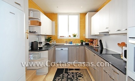 Cozy golf townhouse for sale in East Marbella 9