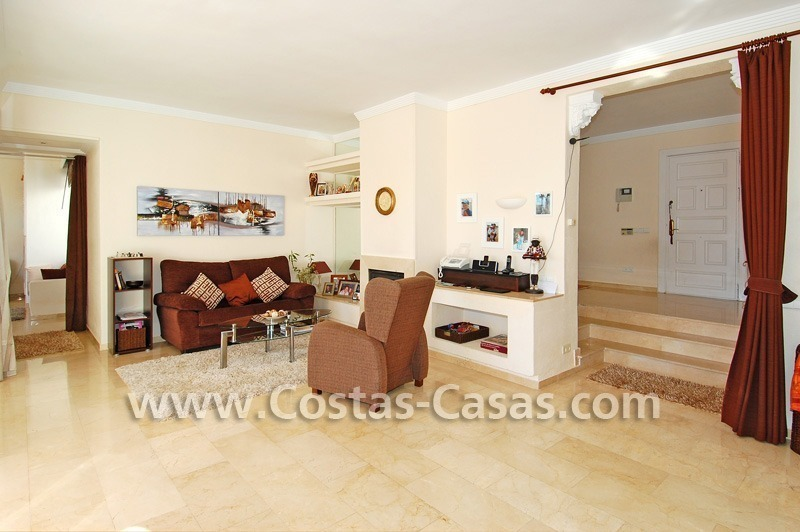 Cozy golf townhouse for sale in East Marbella 7