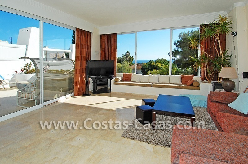 Cozy golf townhouse for sale in East Marbella 6