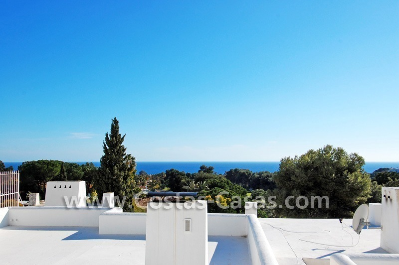 Cozy golf townhouse for sale in East Marbella 5