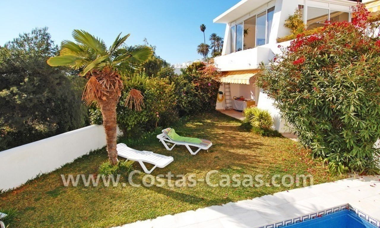 Cozy golf townhouse for sale in East Marbella 2