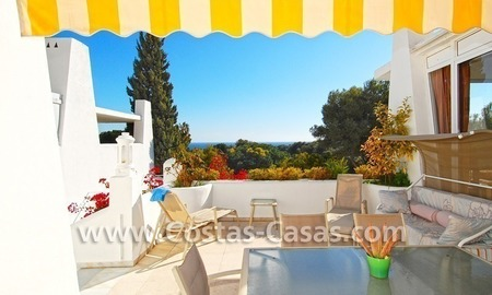 Cozy golf townhouse for sale in East Marbella 3