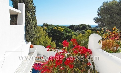 Cozy golf townhouse for sale in East Marbella