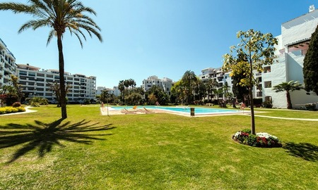 Apartment for sale in central Puerto Banus, Marbella 1