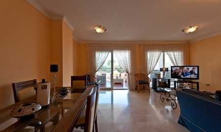 Apartment for sale in central Puerto Banus, Marbella 4