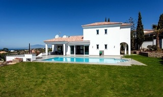 Modern style luxury villa for sale in Marbella 2