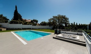 Modern style luxury villa for sale in Marbella 1