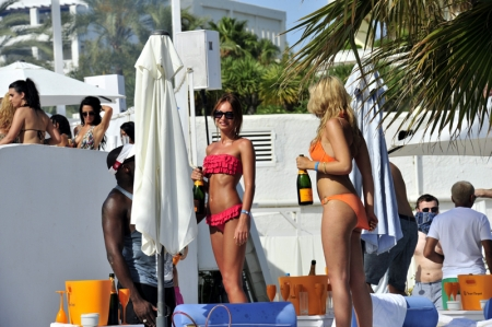 Champagne party May in Ocean Club Marbella 4