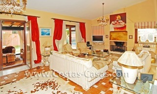 Beach side Andalusian styled luxury villa for sale in Puerto Banus – Marbella 15