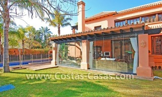 Beach side Andalusian styled luxury villa for sale in Puerto Banus – Marbella 3