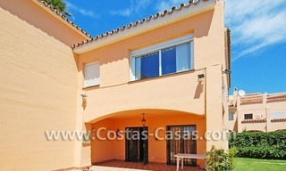 Beachfront townhouse for sale in Marbella 4