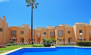 Beachfront townhouse for sale in Marbella 7