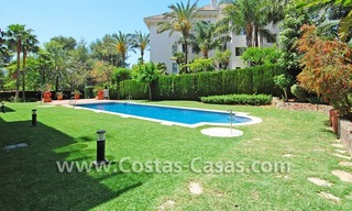 Luxury large penthouse apartment for sale on the Golden Mile in Marbella 20