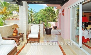 Luxury large penthouse apartment for sale on the Golden Mile in Marbella 1