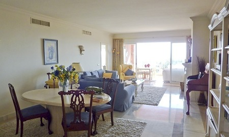 Luxury apartment for sale in the area of Marbella – Benahavis 4