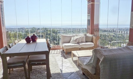 Luxury apartment for sale in the area of Marbella – Benahavis 2