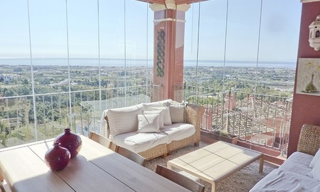 Luxury apartment for sale in the area of Marbella – Benahavis 0