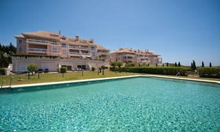 Large luxury apartment for sale on golf resort in the area of Marbella – Benahavis – Estepona 6