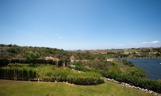Large luxury apartment for sale on golf resort in the area of Marbella – Benahavis – Estepona 3