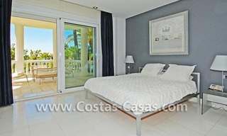 Exclusive beachfront apartment for sale, New Golden Mile, Marbella - Estepona 18