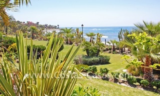 Exclusive beachfront apartment for sale, New Golden Mile, Marbella - Estepona 21