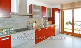 Modern style luxury apartment for holiday rent in Marbella 4