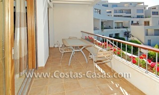 Modern style luxury apartment for holiday rent in Marbella 12
