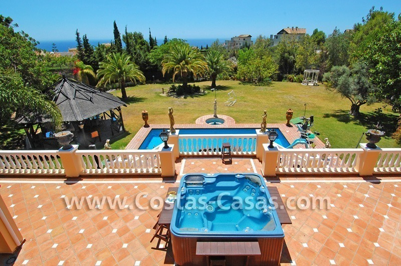 Majestic luxury villa for Sale in Camojan, Marbella